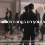 Nová Apple Watch Series 3 reklama vyzdvihuje neomezené streamování Apple Music