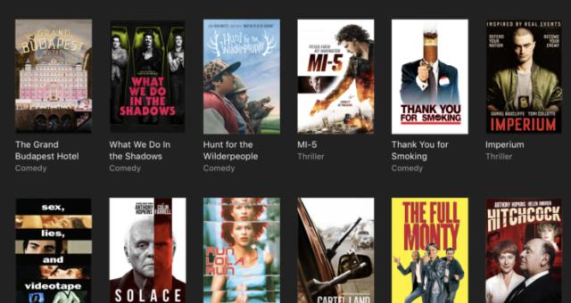 Mr. and Mrs. Smith, E. T. a další iTunes filmy jsou nyní zlevněné