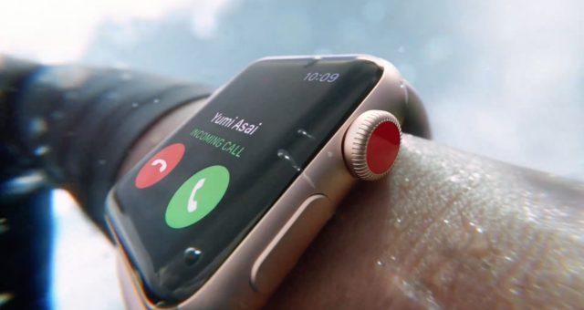 Apple vydal watchOS 4 pro všechny modely Apple Watch