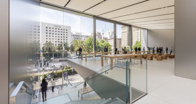 Apple opět jako nejhodnotnější společnost na světě
