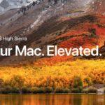 V září vyjde nový macOS High Sierra