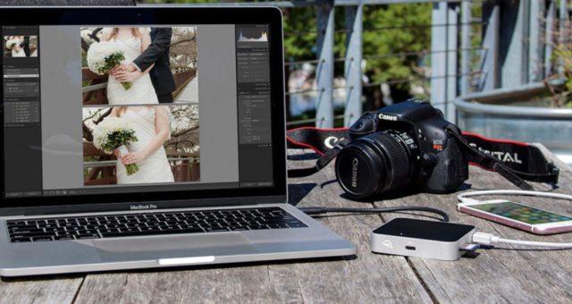 Kapesní dok přidá MacBookům USB-A, HDMI a slot pro SD karty