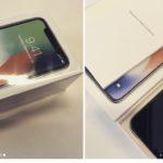 Nové video a fotografie z unboxingu nového iPhone X