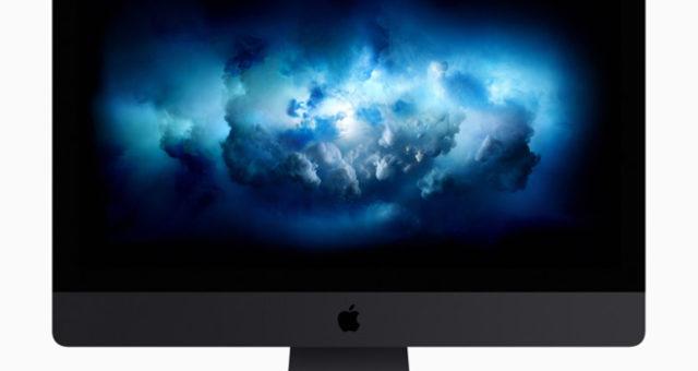 Nadcházející iMac Pro nabídne grafické čipy Vega