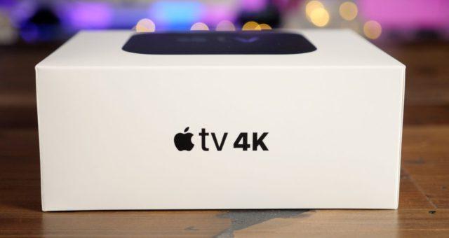 Porovnání Apple TV 4K ($199) a Amazon 4K Fire TV ($70)