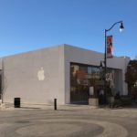 Galerie: Apple prodejna v Kalifornii byla po rekonstrukci znovu otevřena