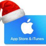 Co si koupit za dárkovou kartu App Store či iTunes?