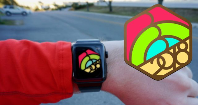 Apple začíná nový rok s novou New Year's Apple Watch Activity Challenge