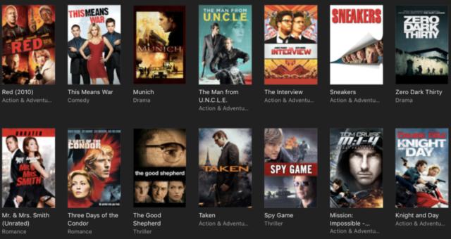 Elf, Fight Club a další iTunes filmy jsou nyní zlevněné