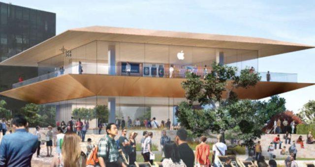 Apple plánuje otevřít nový vlajkový Apple Store v Melbourne