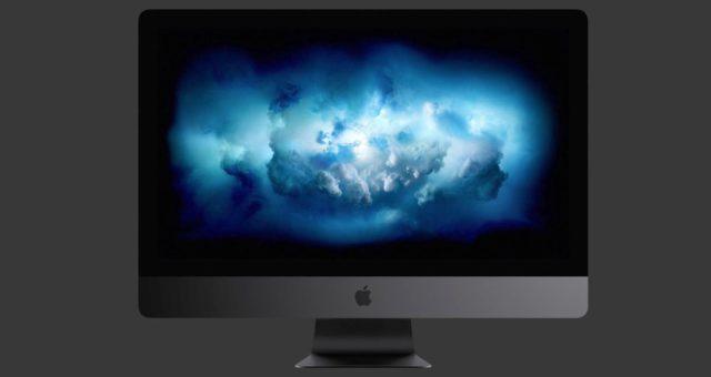 iMac Pro přináší novou macOS tapetu pro desktop