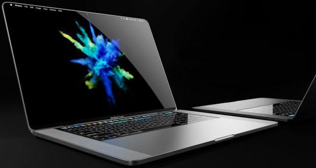 Podívejte se na konceptní obrázky Macu, který Apple pravděpodobně nikdy nevydá: MacBook Touch