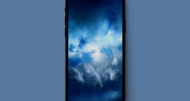 iMac Pro tapety optimalizované pro iPhone