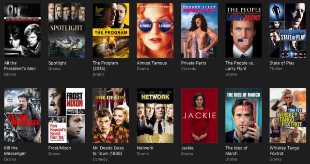 Spotlight, The Big Sick a další iTunes filmy jsou nyní zlevněné