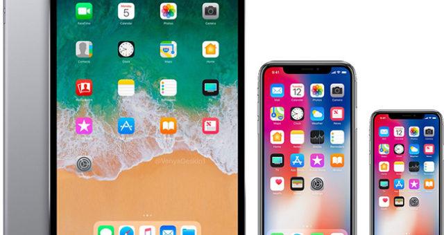 LG by měla dodávat Face ID technologii pro nový iPhone X, iPad Pro a iPhone X Plus