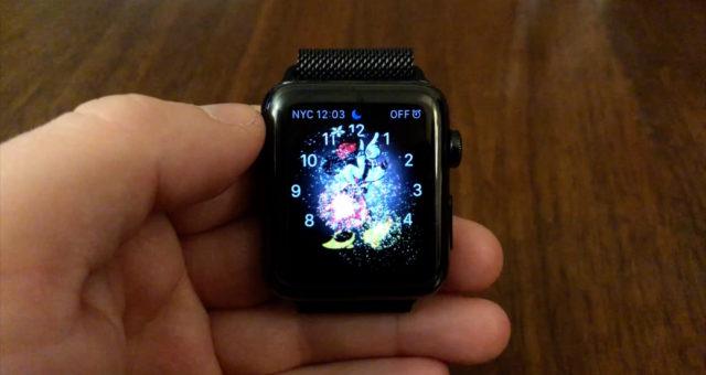 Oslavte Nový rok 2018 s ohňostrojem ve vašich Apple Watch