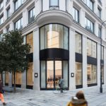 Apple před sobotním otevřením ukázal svou novou prodejnu ve Vídni