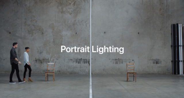 Nové Apple video vysvětluje, jak byly vytvořeny iPhone X Portrait Lighting efekty