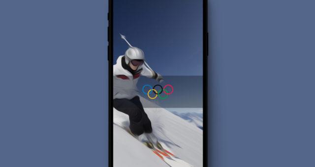 Tapety týdne: Pyeongchang zimní olympijské hry