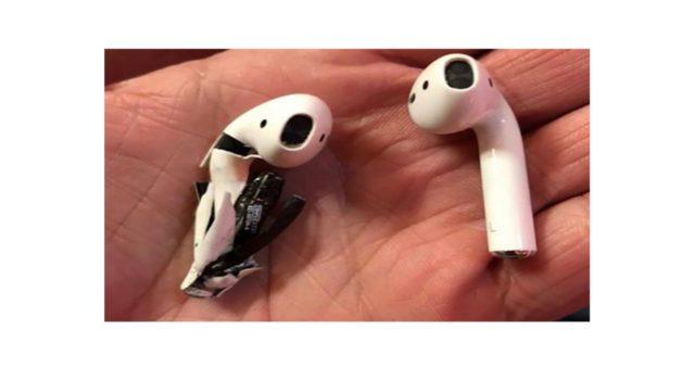 Apple prošetřuje tvrzení, že se z AirPods při používání začalo kouřit