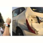 Apple Watch SOS funkce zachránila matku spolu s jejím dítětem poté, co opilý řidič naboural jejich auto