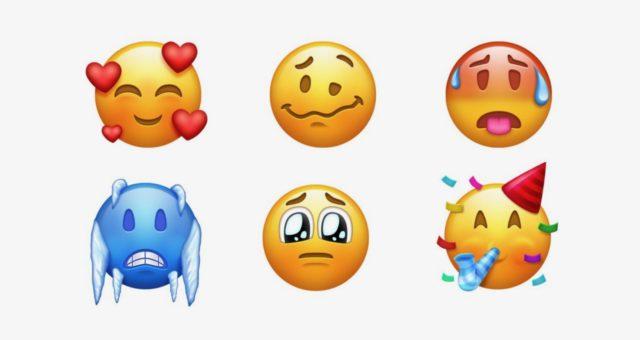 Podívejte se na více než 100 nových emoji, na které se můžeme tento rok těšit
