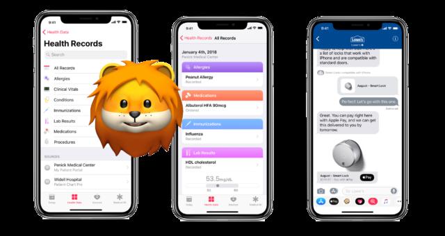 Apple zveřejnil třetí beta verzi iOS 11.3