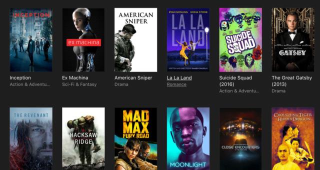 Titanic, The Lord of the Rings a další iTunes filmy jsou nyní zlevněné