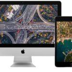 Tapety týdne: letecké fotografie pro iPhone, iPad a desktop