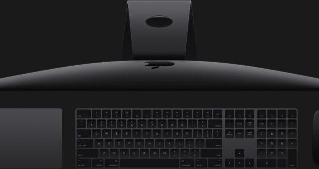 Magic Trackpad, klávesnice a myš nyní ve Space Grey barvě