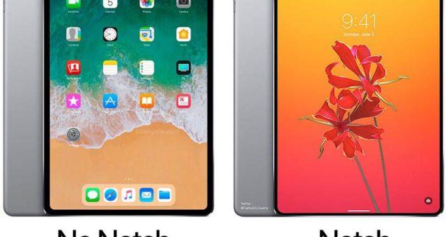 """iPad Pro s funkcí Face ID bude """"pravděpodobně"""" debutovat na WWDC 2018 na začátku června"""