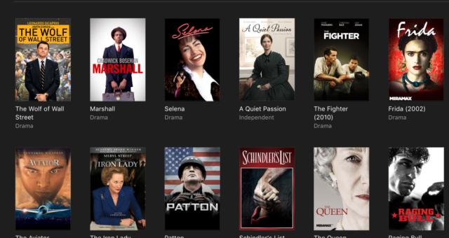 The Wolf of Wall Street, The Iron Lady a další iTunes filmy jsou nyní zlevněné