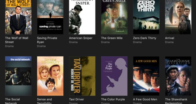 Wonder Woman, Mad Max a další iTunes filmy jsou nyní zlevněné