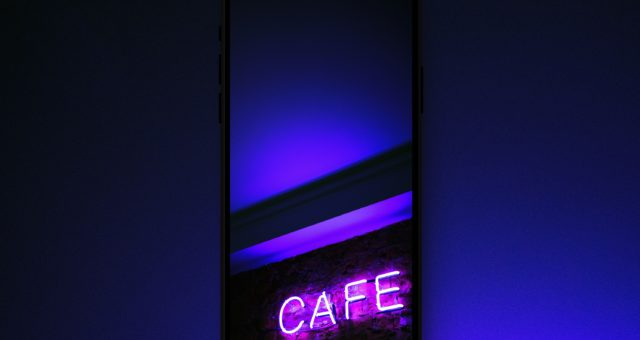 Tapety týdne: neonové nápisy