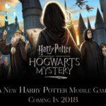 'Harry Potter: Hogwarts Mystery' hra má vyjít pro iOS již tento měsíc
