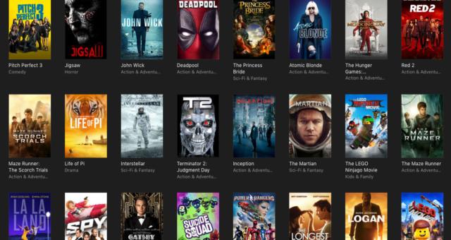 Mr. & Mrs. Smith, La La Land a další iTunes filmy jsou nyní zlevněné