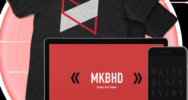 Oficiální MKBHD tapety pro iPhone, iPad & desktop