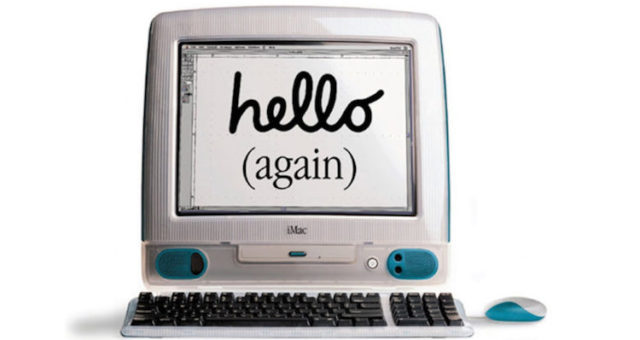 Před 20-ti lety představil Steve Jobs první iMac