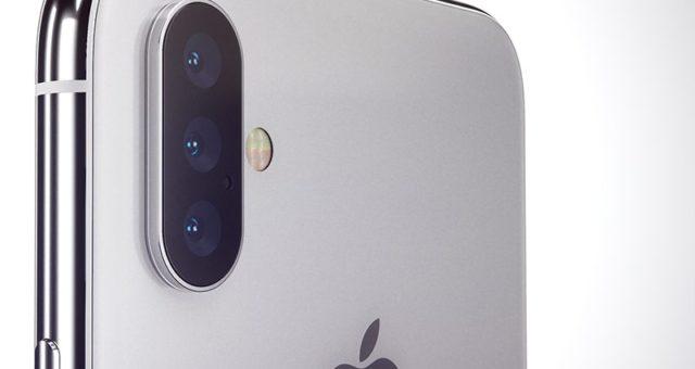 Fotoaparát s trojitým objektivem by měl umožnit 3D snímání a rozšířené zvětšení obrazu