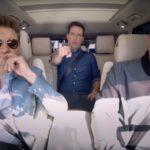 Apple sdílel trailer pro novou epizodu Carpool Karaoke s Jonem Hammem, Edem Helmsem a Jeremym Rennerem