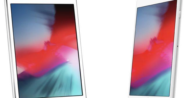 iOS 12 tapety pro iPhone a iPad