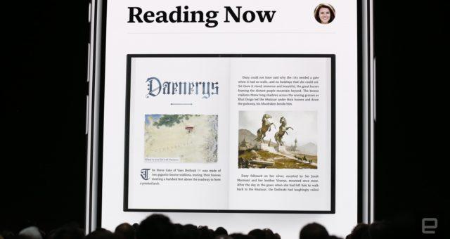 Apple Books přichází do iOS 12, zatímco aplikace News, Diktafon a Akcie získají nové změny