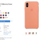 Apple představil nové barvy pro Apple Watch náramky a iPhone kryty