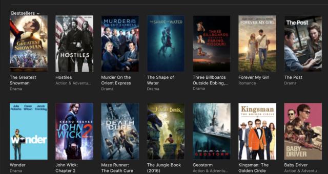 Baby Driver, 21 Jump Street a další iTunes filmy jsou nyní zlevněné
