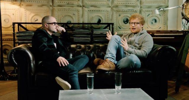 """Exkluzivní dokument Eda Sheerana """"Songwriter"""" je nyní k dispozici na Apple Music"""