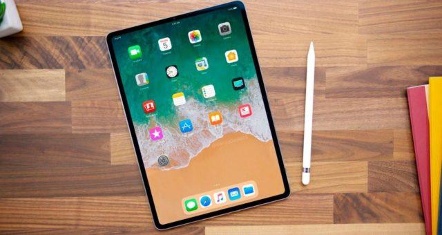 iOS 12 beta 5 poukazuje na zaoblené rohy u letošního iPadu Pro