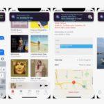 Překrásné koncepční obrázky Siri reinvestují multitasking systému iOS