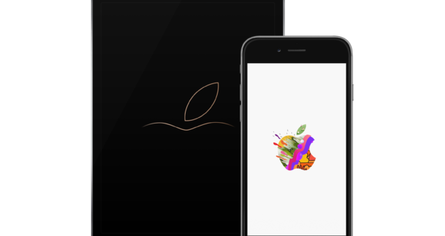 Tapety týdne inspirované novým Apple Store a Gather round konferencí