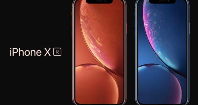 Tapety týdne: iPhone Xs, iPhone Xs Max, iPhone Xr