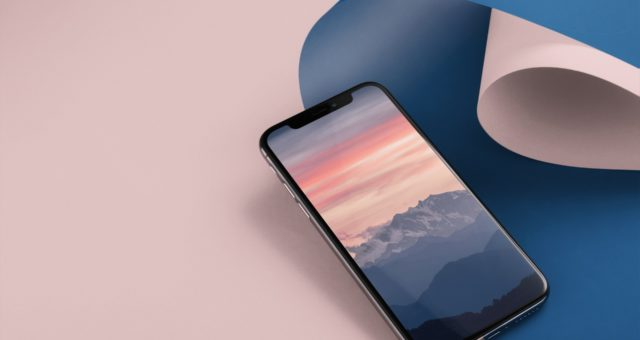 Tapety týdne: iPhone XS Max balíček